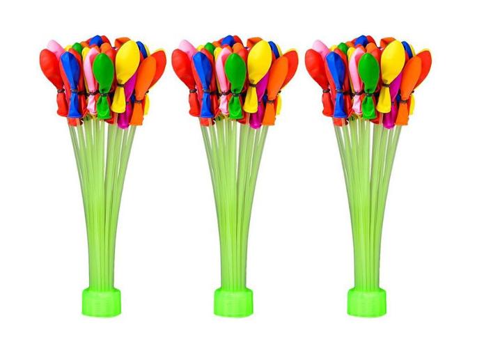 Balóny a doplnky | Samoplniace vodné balóny 111ks | Hračky & Drobnosti, Darčeky - Eshop Sečovská Polianka